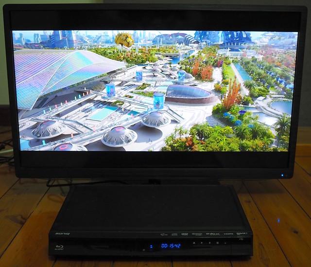 DSE TV & Soniq BluRay