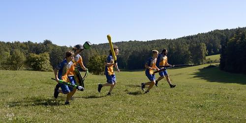 Jugger Team Schädeljäger: Trikot-Teamfahrt