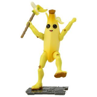 跟著 NANA 節奏跳起來!TAKARA TOMY《要塞英雄》香蕉人 PEELY 可動立體化人形(フォートナイト リアルアクションフィギュア 018 ピーリー)