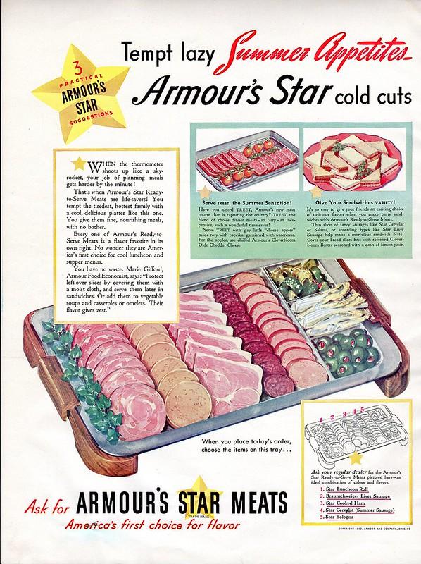 Armour's Star 1940