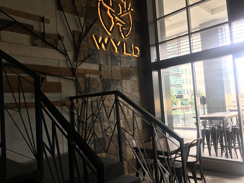 Wyld Kitchen x Bar, Tomas Morato