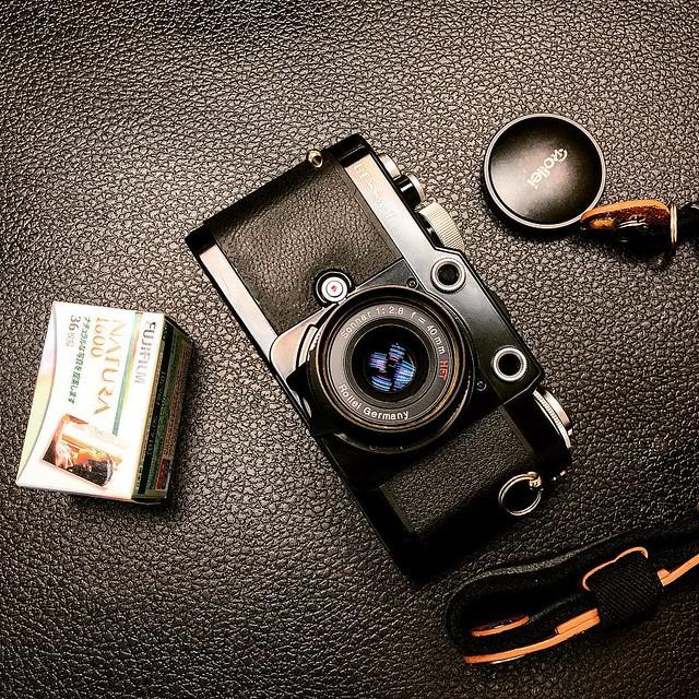 Rollei HFT 40mm f2.8 祿萊的Sonnar
