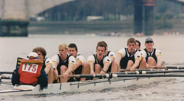Bath Mens Rowing