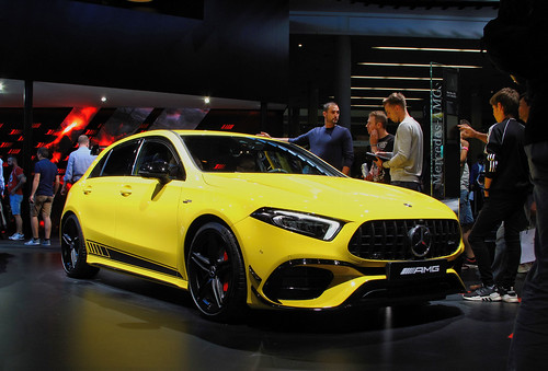 Mercedes-AMG A 45 S 4Matic+ (W177) | by rvandermaar