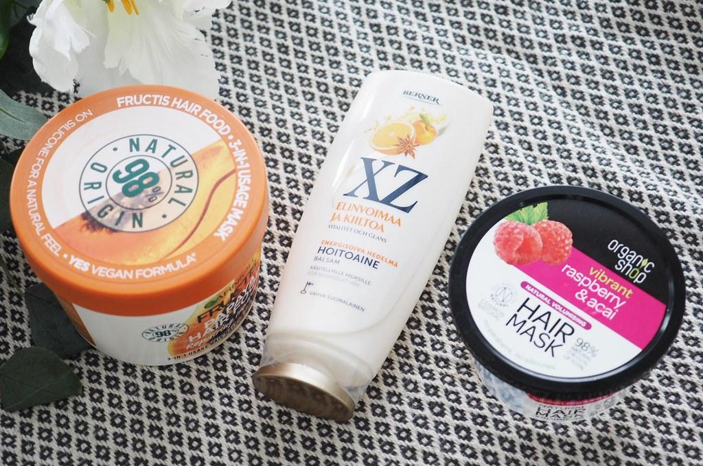 Syyskuun loppuneet kosmetiikkatuotteet