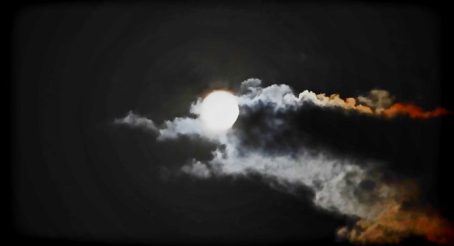 """""""Tell me the story.. About how the sun loved the moon so much.. That she died every night.. Just to let him breathe..."""" ~~Hanako Ishii"""