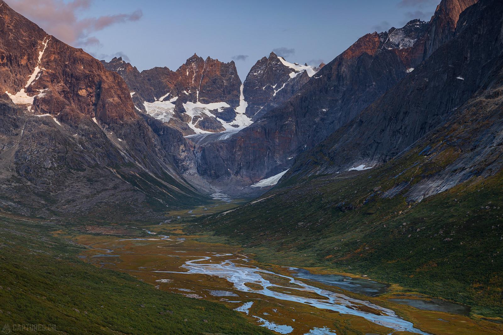 Lost glacier - Tasermiut