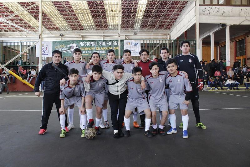 Juego Final de Campeonato 2019