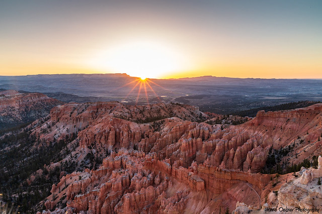 Sunrise over Bryce Canyon [in Explore September 30, 2019]