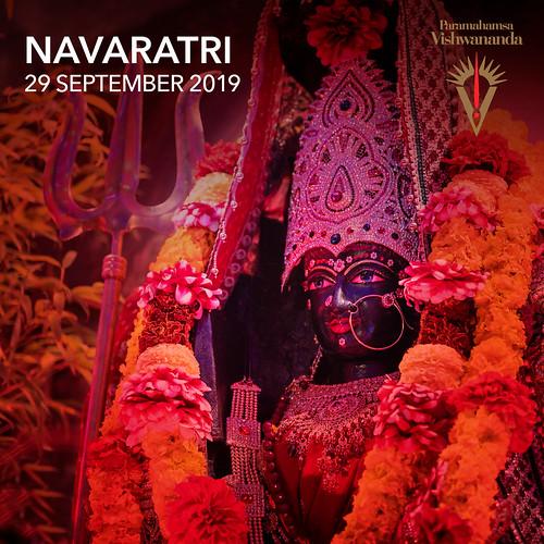 Navaratri 2019 Day 1 – Paramahamsa Vishwananda