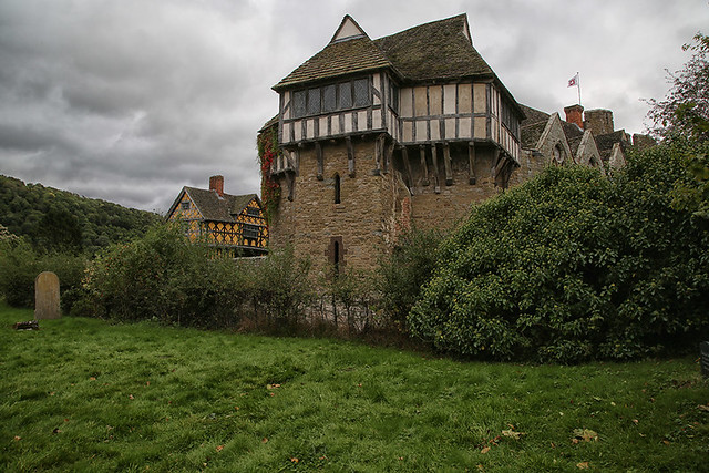 Stokesay Castle, Craven Arms, Shropshire