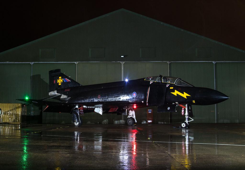 McDonnell Douglas F-4K Phantom FG1 - XV582
