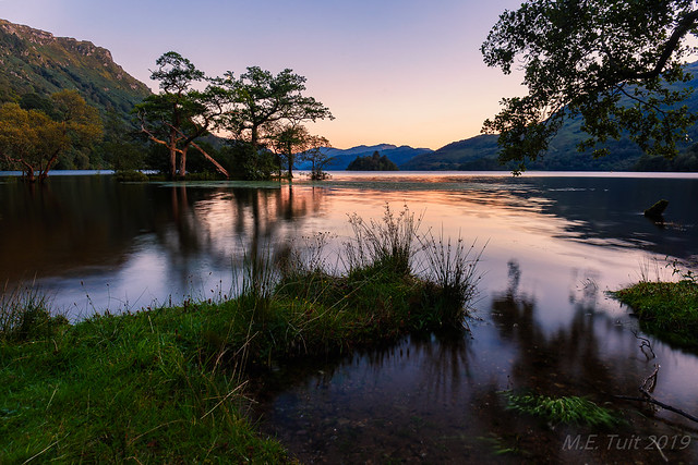 Amazing view @ Loch Lomond