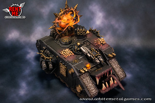 Hellforged Landraider Hades Diabolus Magnetized 0439-14