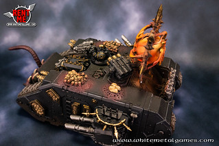 Hellforged Landraider Hades Diabolus Magnetized 0439-12