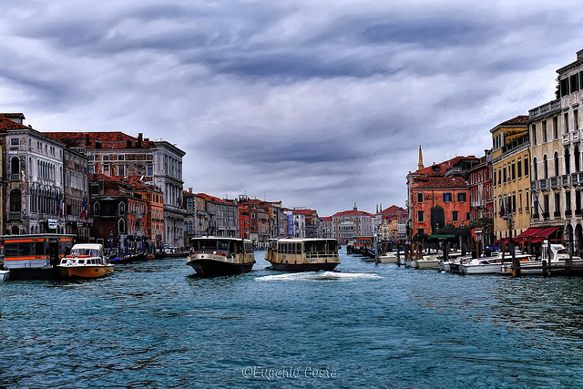 Canal Grande - Grand Canal