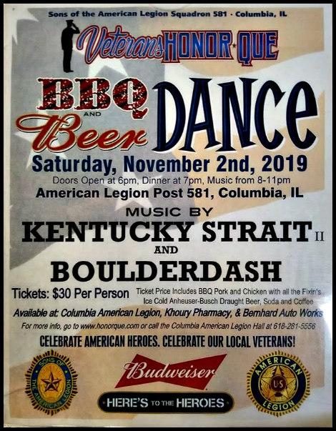 Kentucky Strait and Boulderdash 11-2-19