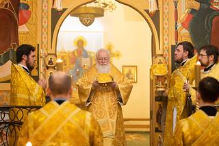 30.09.2019 | Божественная литургия в гор. Валдай