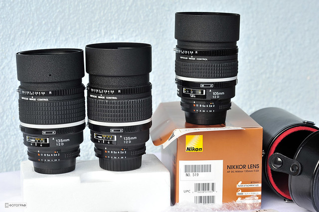 Nikon Nikkor AF 135 mm f2.0D - DC Lens OVP - AF DC-NIKKOR 135mm 1:2 D - 105mm (c) 2019 :: rumoto images 7755