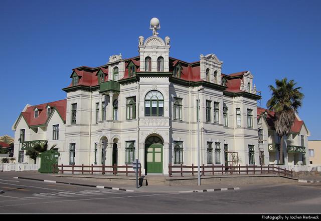 Hohenzollernhaus, Swakopmund, Namibia