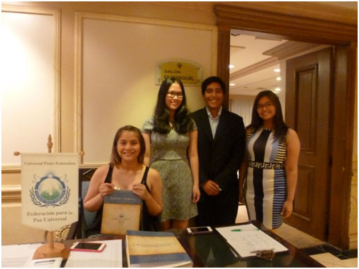 Ecuador-2015-09-25-International Day of Peace