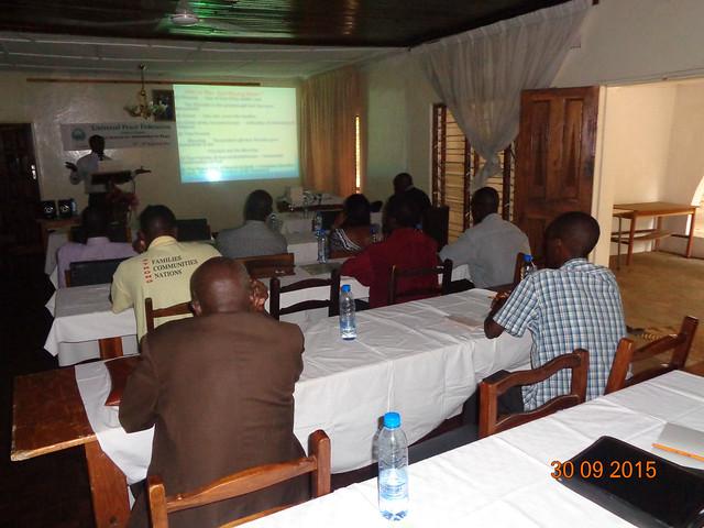 Zambia-2015-09-30-Zambian Ambassadors for Peace Study Peace Principles