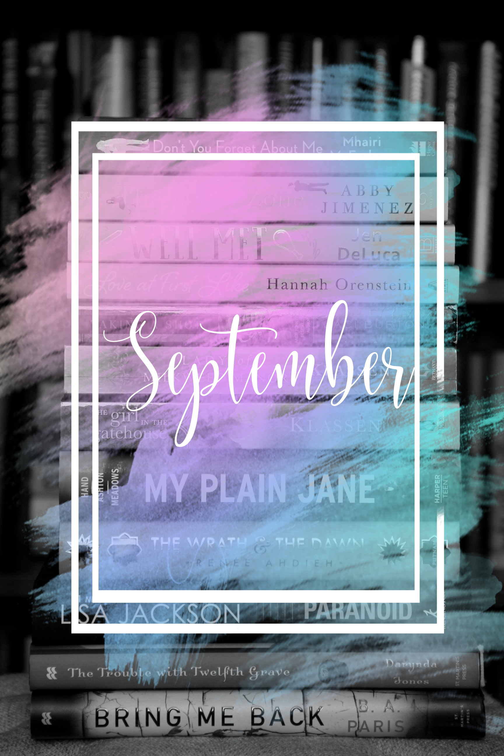 Inky's Monthly Wrap-up (September 2019)