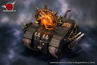 Hellforged Landraider Hades Diabolus Magnetized 0439-13