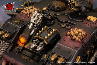 Hellforged Landraider Hades Diabolus Magnetized 0439-10
