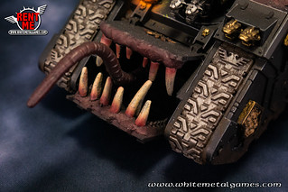 Hellforged Landraider Hades Diabolus Magnetized 0439-08