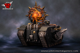 Hellforged Landraider Hades Diabolus Magnetized 0439-06