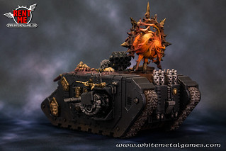 Hellforged Landraider Hades Diabolus Magnetized 0439-05
