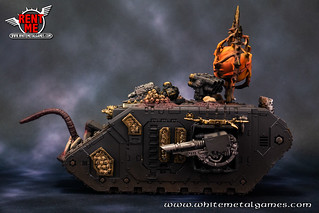 Hellforged Landraider Hades Diabolus Magnetized 0439-04