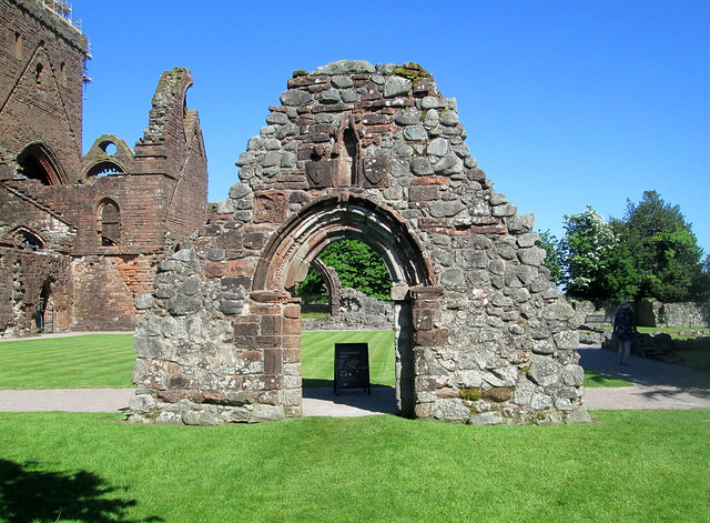 Archway, Sweetheart Abbey