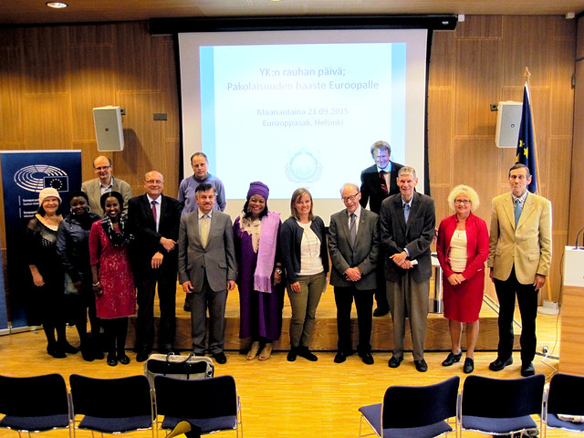 Finland-2015-09-21-International Day of Peace