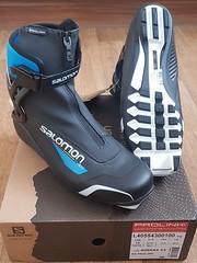 Salomon RS Skate Prolink vel 44 2/3 28.5cm - titulní fotka