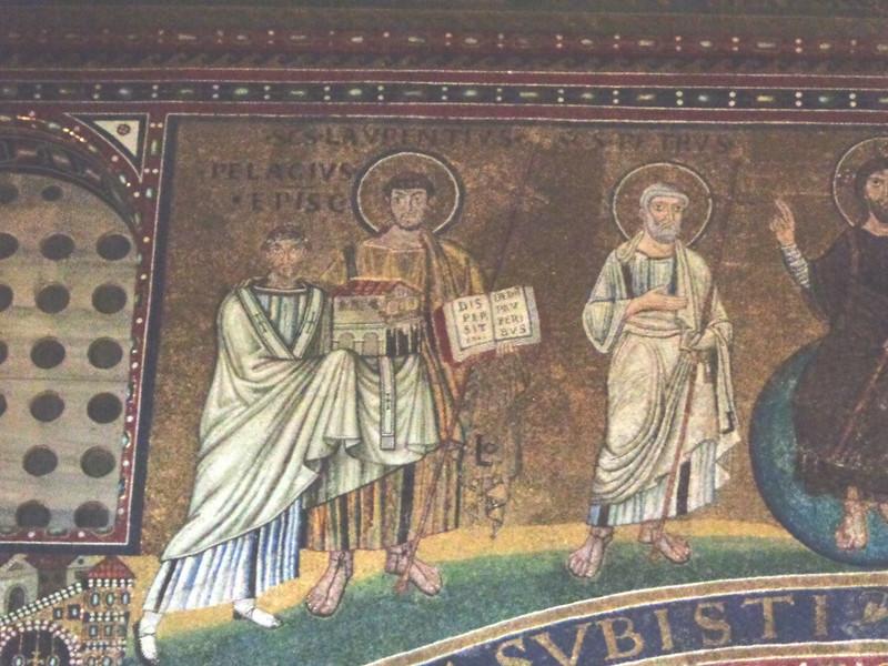 021-Пелагий II, свв. Лаврентйи и Петр