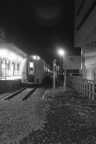 30-09-2019 Wakkanai Station (1)
