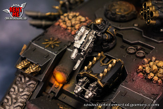 Hellforged Landraider Hades Diabolus Magnetized 0439-11