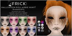 {Frick} Halloween Dollarbie Hunt 2019