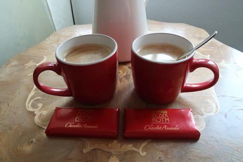 MOSER ROTH Chocolat Amandes Mozart zum Feierabendkaffee