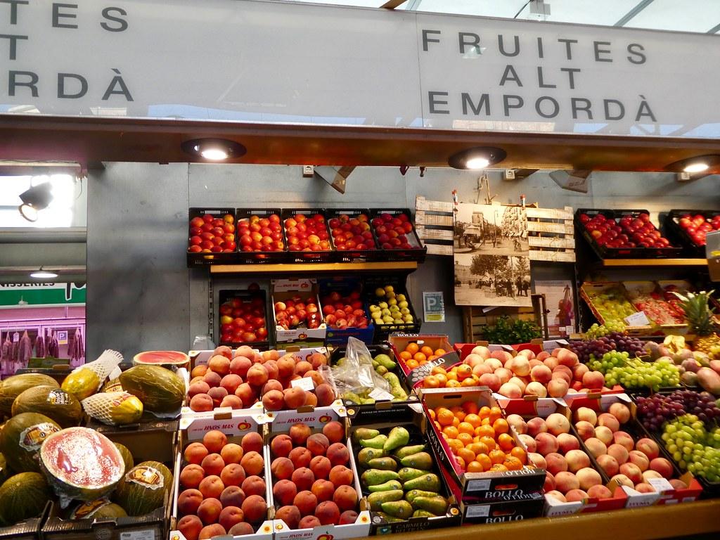 Mercat del Lleo, (Market Hall) Girona