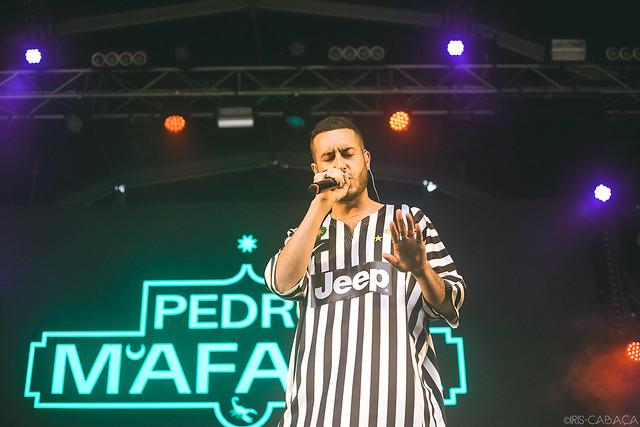 Pedro Mafama @ Festival Iminente 2019