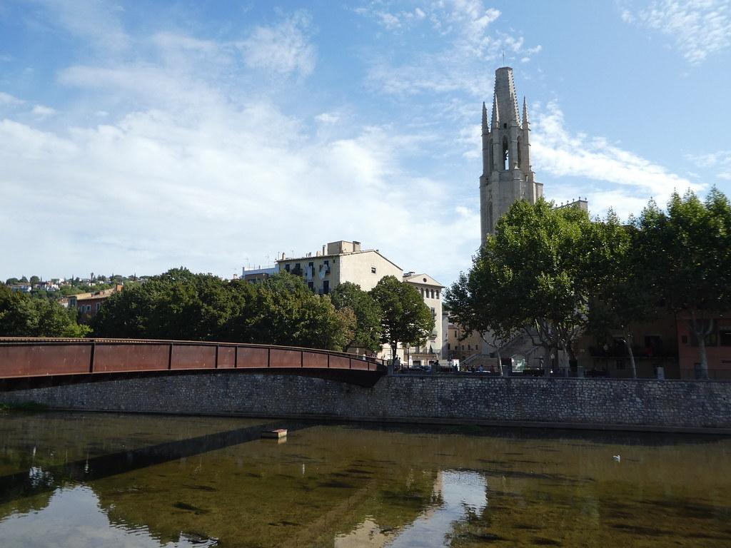 Girona walking tour starting point
