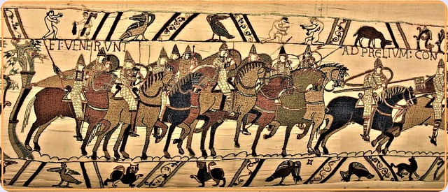The Bayeux Tapestry, a unique artefact created in the 11th century (2)