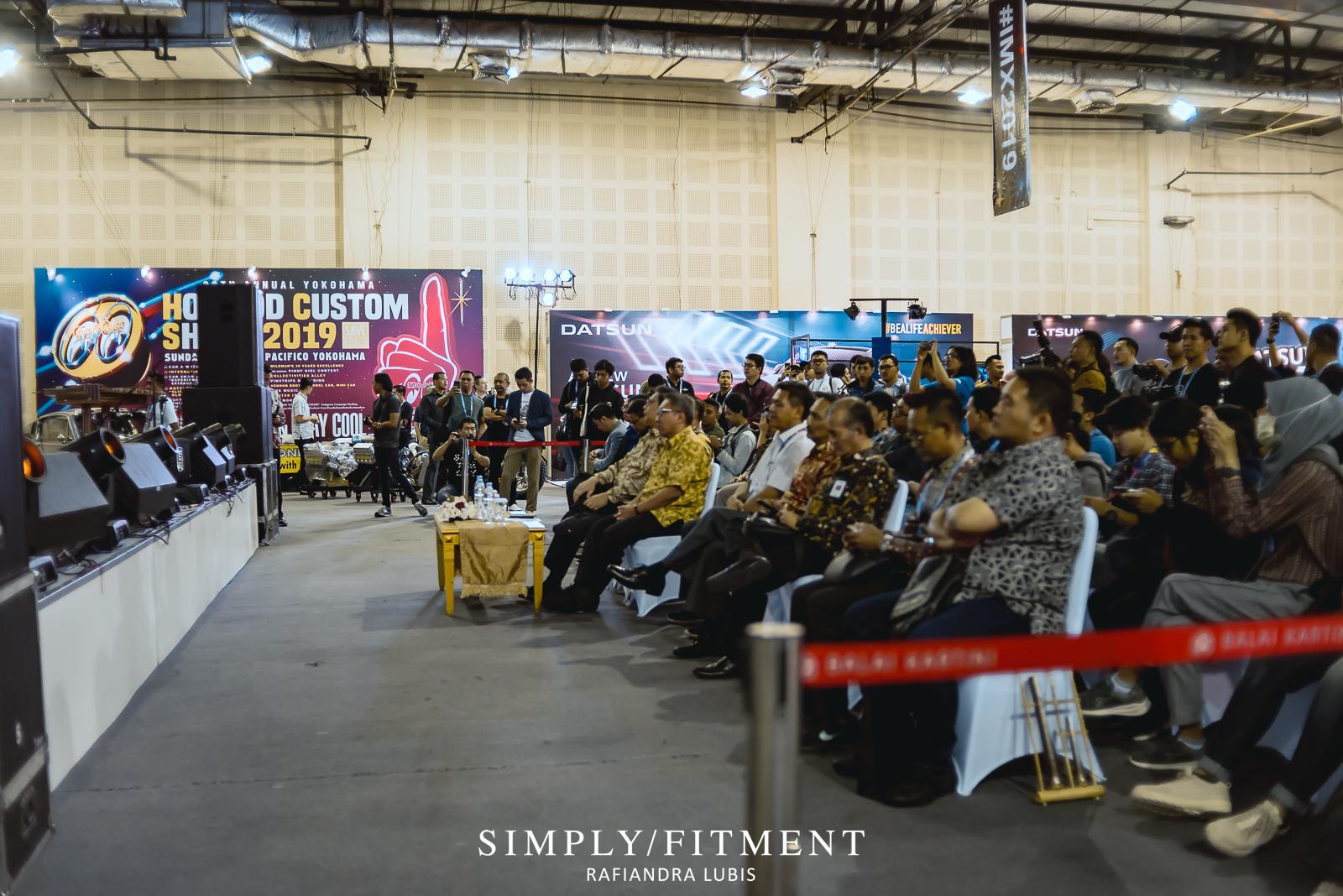 INDONESIA MODIFICATION EXPO 2019 AT BALAI KARTINI, JAKARTA
