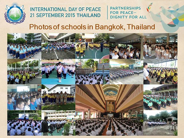Thailand-2015-09-21-slides-International Day of Peace