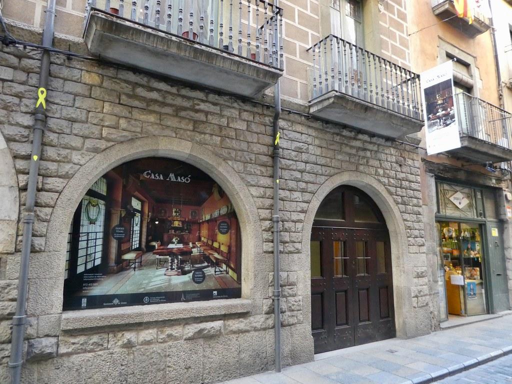 Casa Maso, Girona