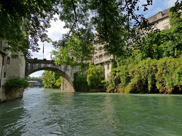 Pont d'Ossau...Oloron Sainte-Marie