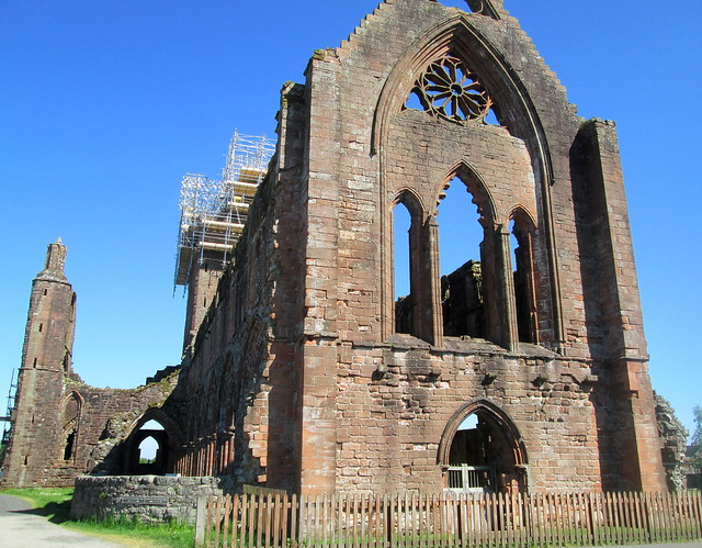 Sweetheart Abbey, New Abbey, Dumfries and Galloway